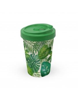 Bambou Feuilles Tropicales...