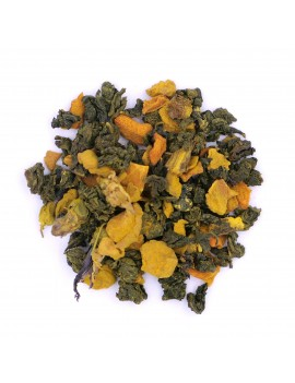 Oolong Volcanique Bio