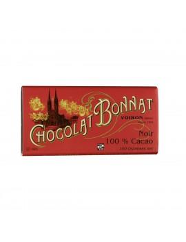 Chocolat 100% - Maison Bonnat