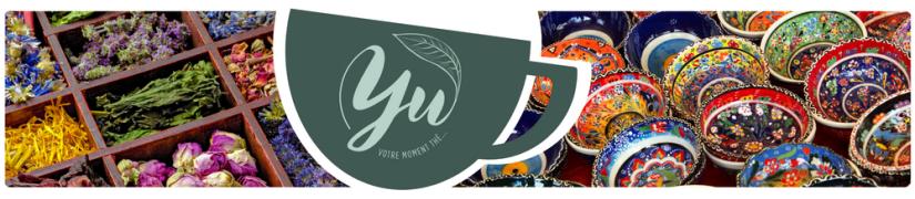 Les couleurs du thé | Yu