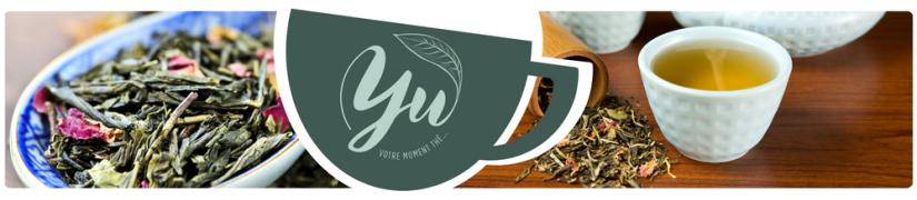 Thés Verts parfumés | Yu, votre moment thé