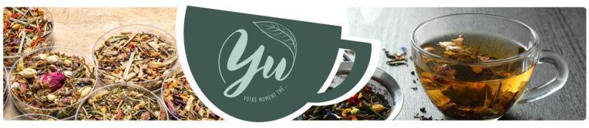 Thés Blancs parfumés | Yu, votre moment thé